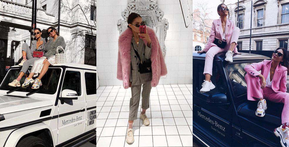 Spotted at LFW: what bloggers are wearing