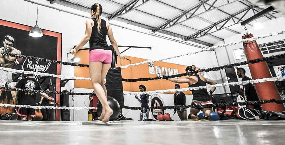 4 reasons to take up kickboxing
