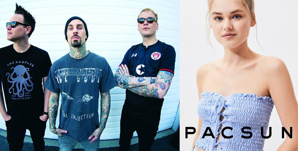 Craft a PacSun concert look and we'll tell you who to see