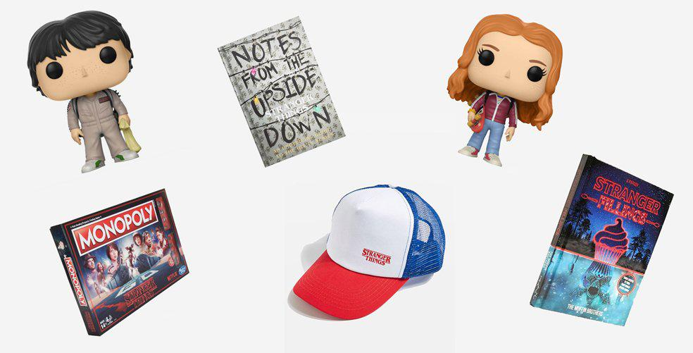 11 gift ideas for Stranger Things fans