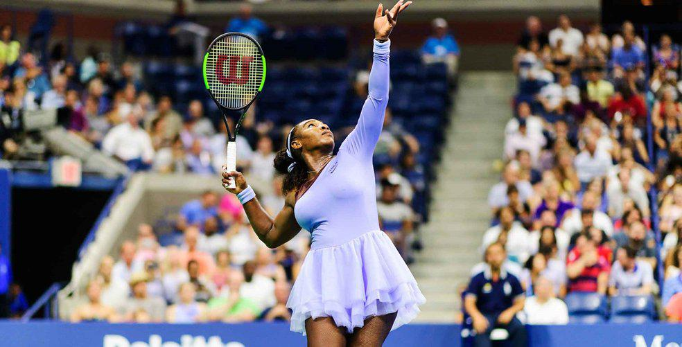 Why Serena wearing a tutu at the US Open is important AF