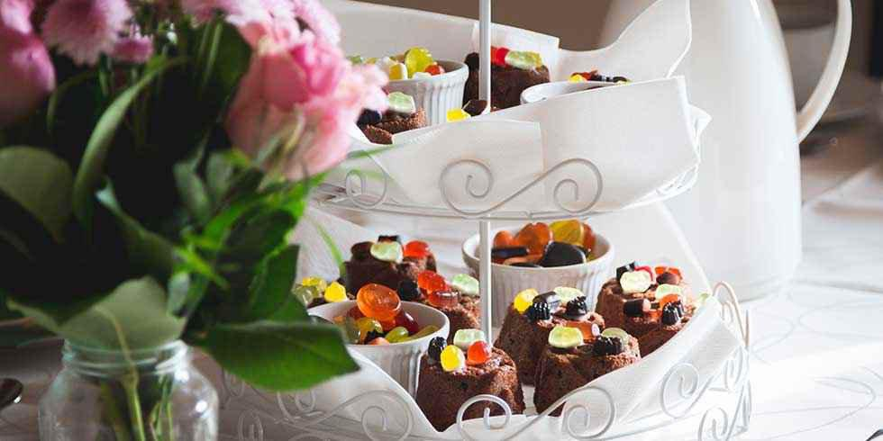 Which afternoon tea food are you?