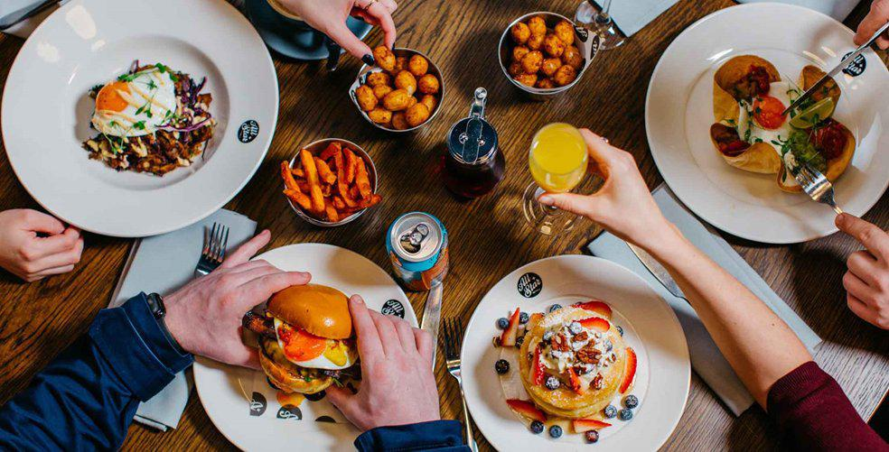 10 epic places to celebrate London's Brunch Weekender