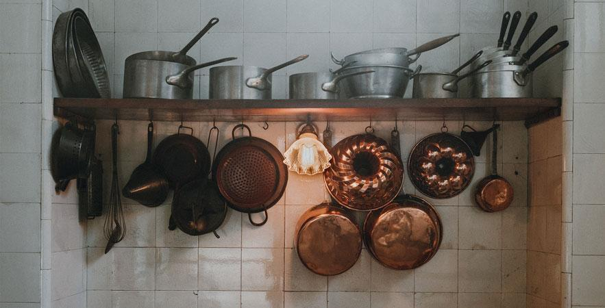 3 things you need to know about uni kitchens