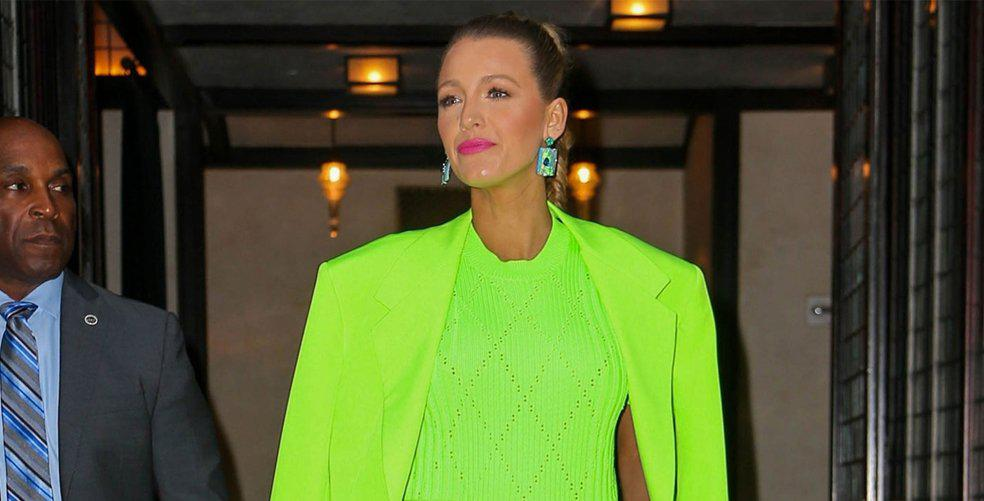 Trending: How to style neon