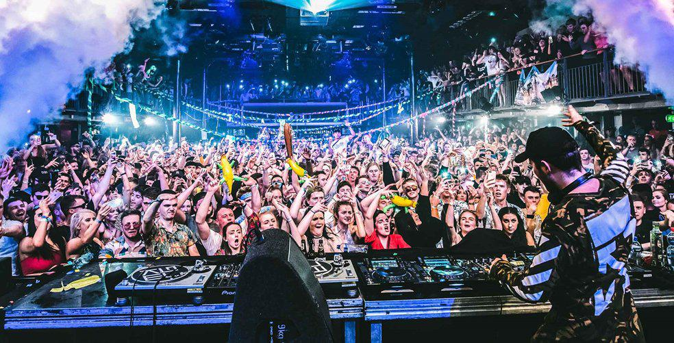 Win 2 VIP tickets to Spring Break Amsterdam