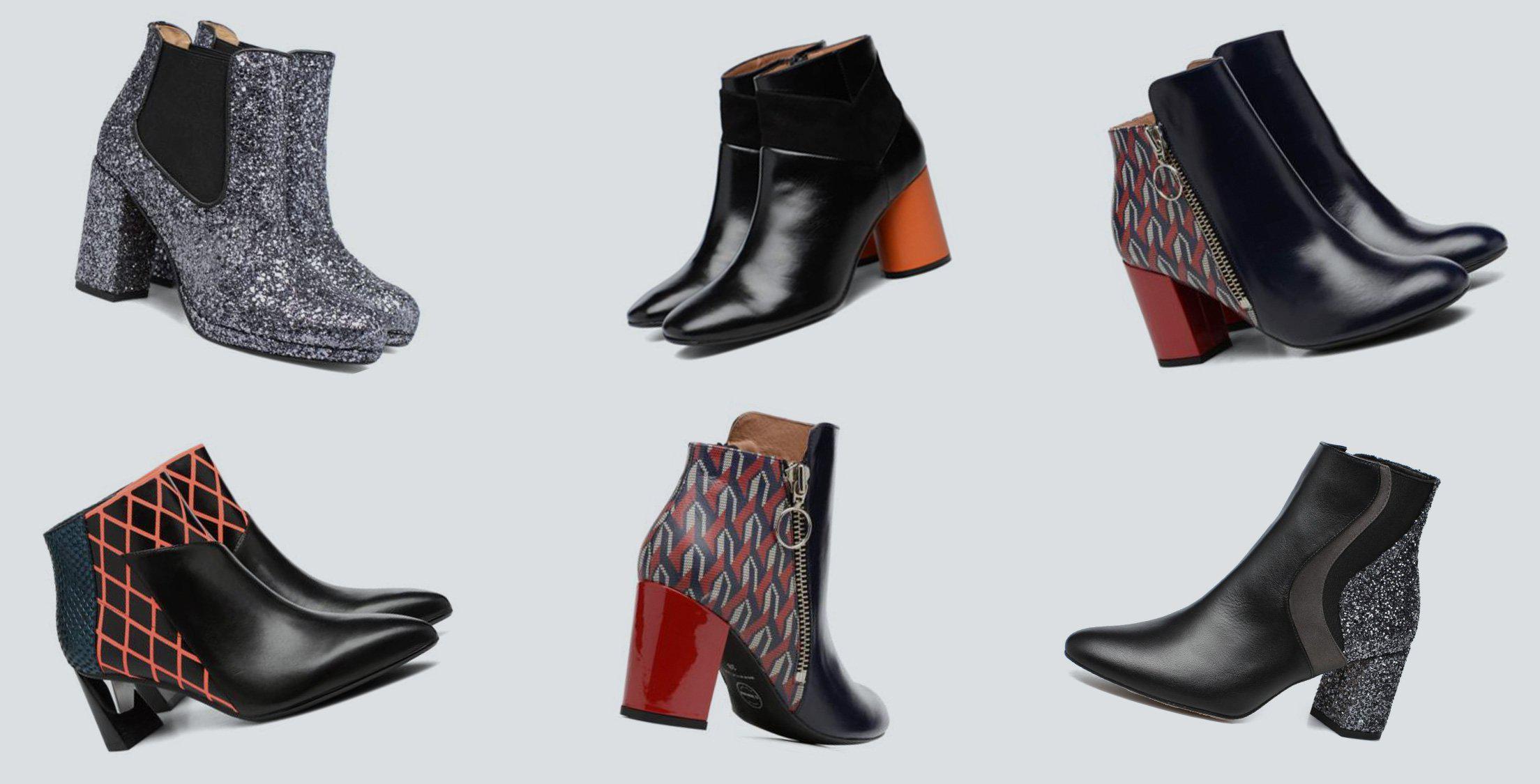 4 styles de bottines pour l'automne-hiver