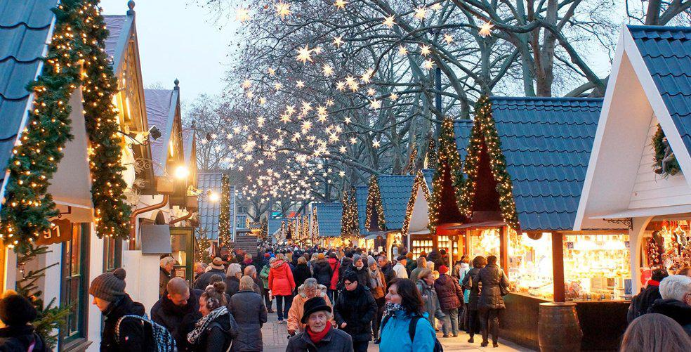 5 must-visit UK Christmas markets