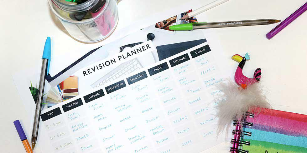 Download our ultimate revision timetable
