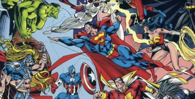 Would you rather: Marvel vs. DC Comics