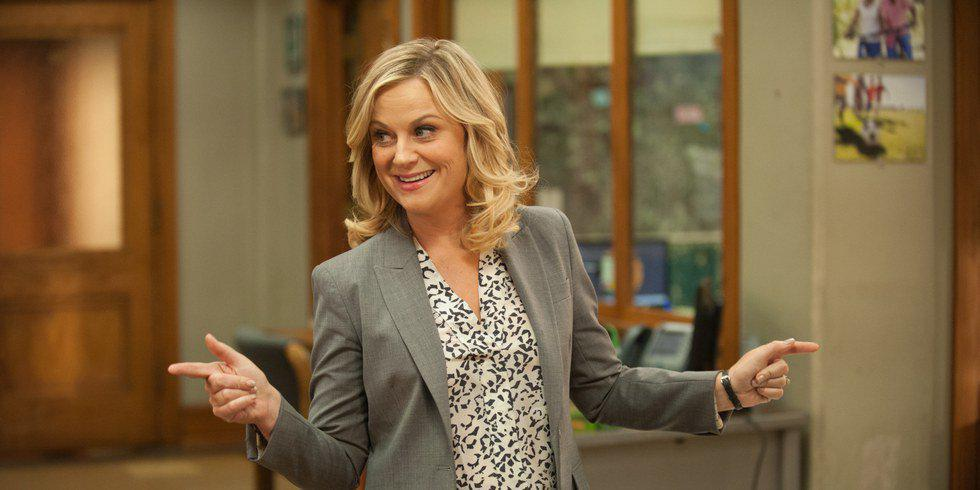 15 life lessons learned from Leslie Knope