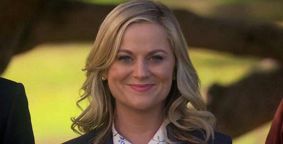 The start of the semester as told by Leslie Knope