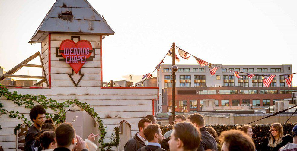 The UK's best rooftop bars to soak up the summer sun