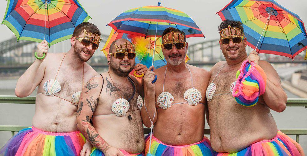 Best moments from Pride 2018