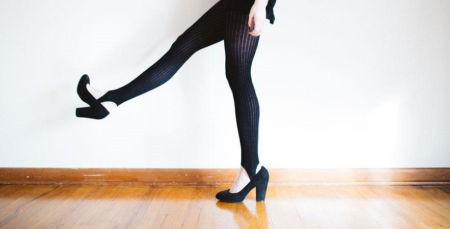 5 façons de ne plus trouer tes collants