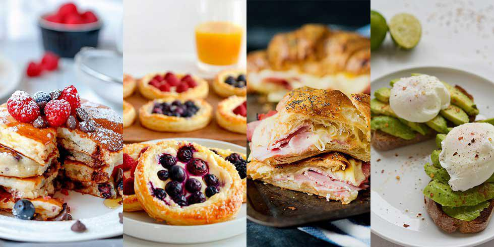 4 Mother's Day brunch ideas