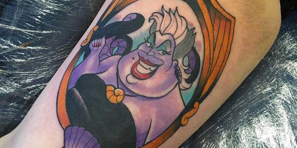 5 tatuadores de Reino Unido que seguir