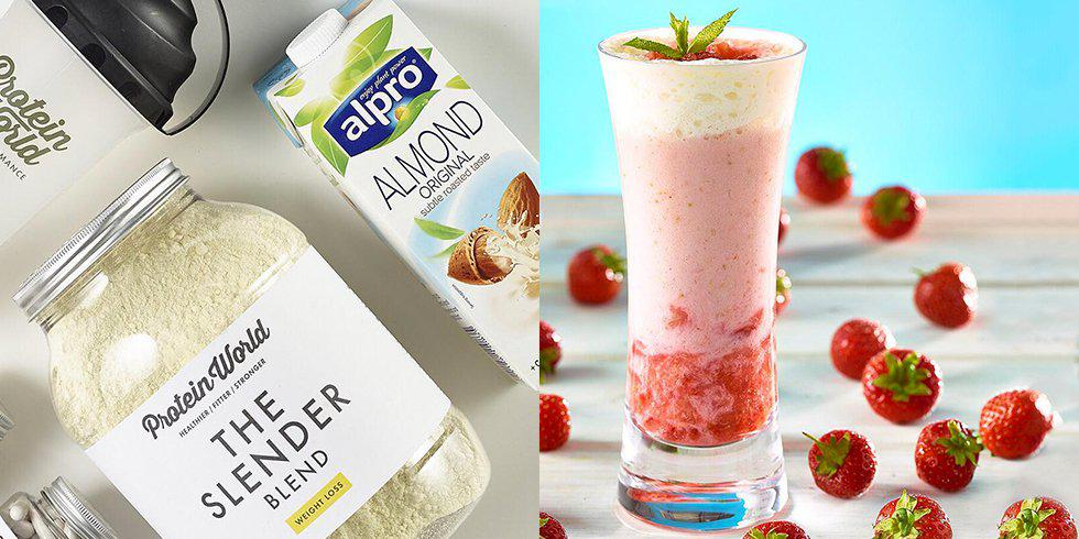 3 tasty protein shake recipes
