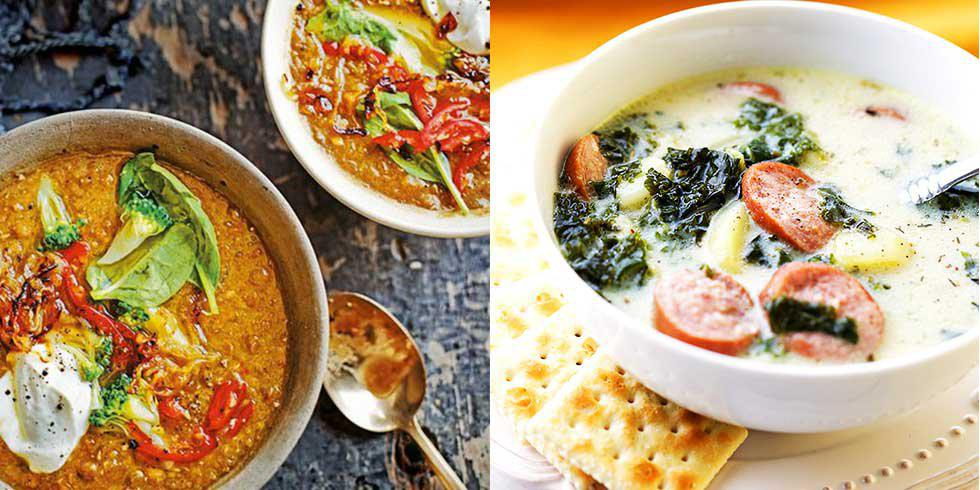5 soup-erb recipes for January