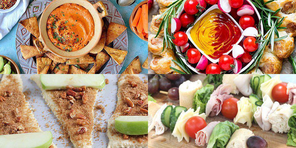 5 perfekte Picknick-Snacks für Radfahrer