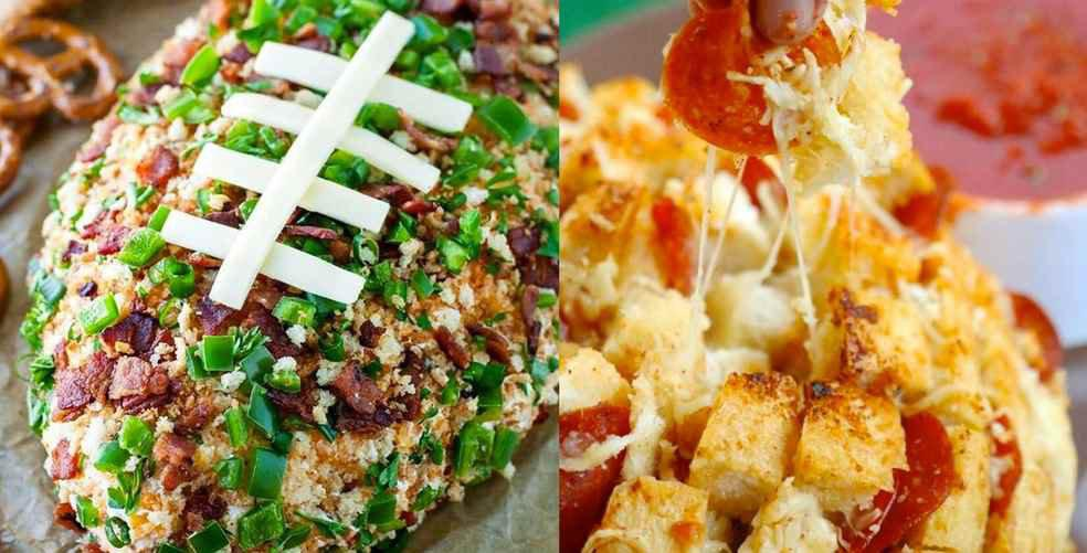 8 tailgate recipes that score