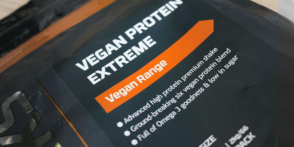 Veganes Proteinpulver von The Protein Works