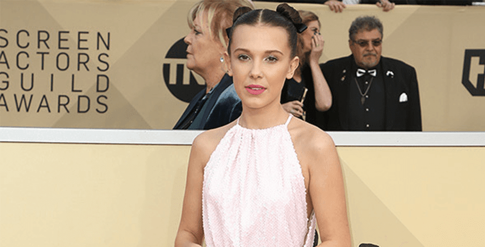 The SAG Awards 2018: stars sparkle in style