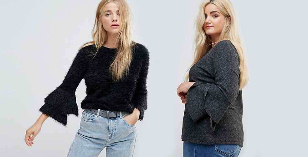 15 sweaters that'll make you feel cozy af