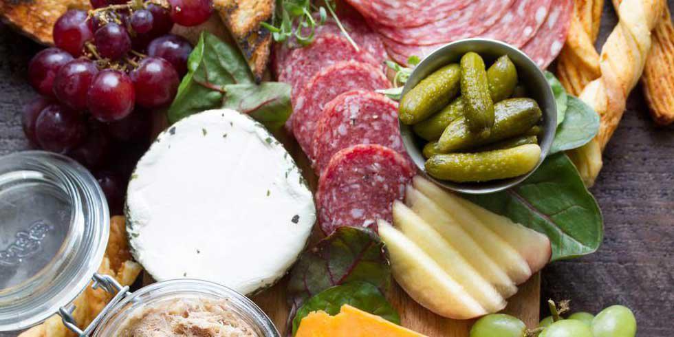 Fem saker vi längtar efter att äta i påsk