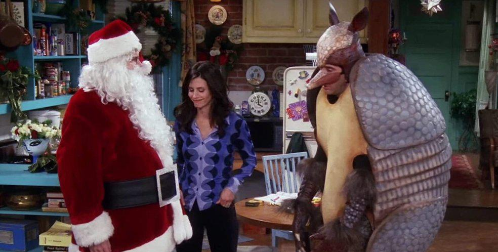 Holiday episodes to watch instead of studying for finals