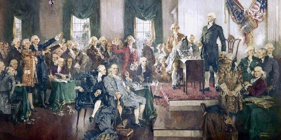 Our top 10 hottest Founding Fathers