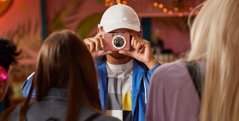 Gagne un appareil photo Canon pour immortaliser ton été