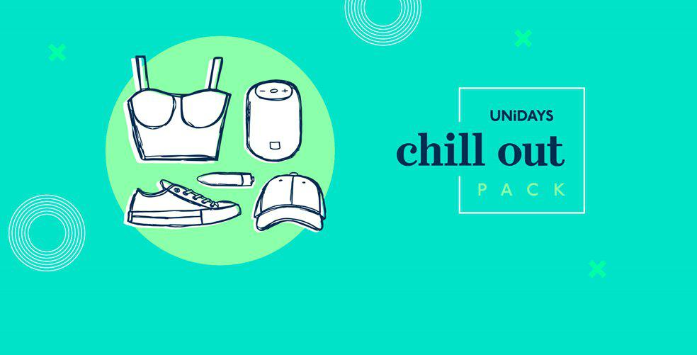 Check out this week's 'Chill Out' prize