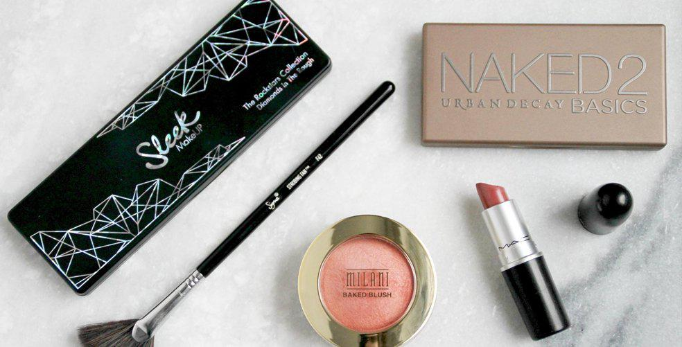 5 foolproof makeup essentials