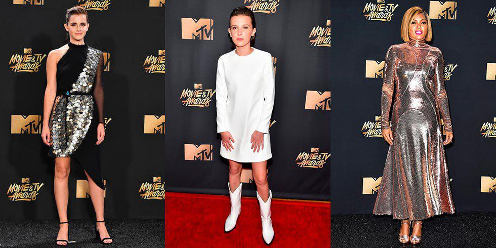 MTV Movie and TV Awards: Best dressed celebs