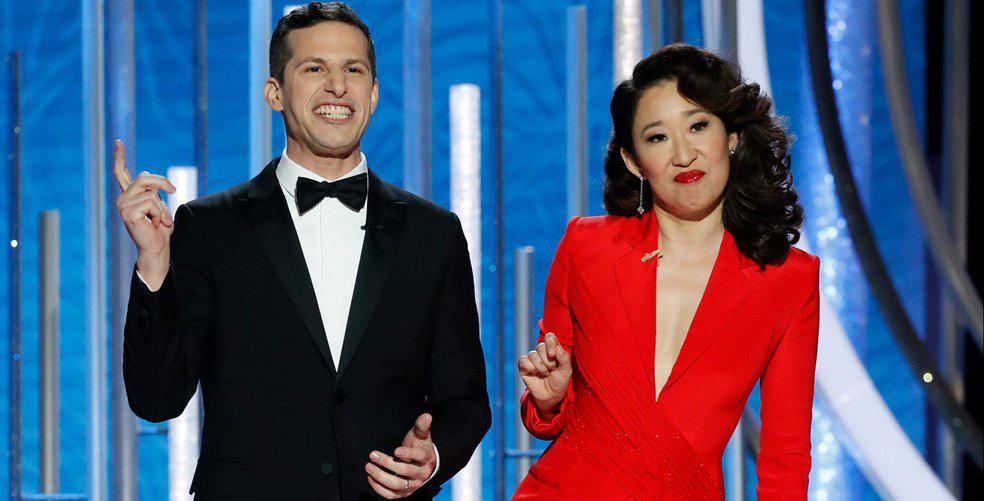 The BEST moments from the 2019 Golden Globes