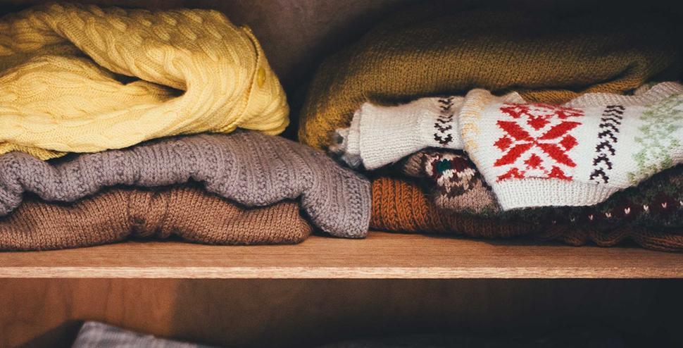 4 Pullover, um der Kälte zu trotzen