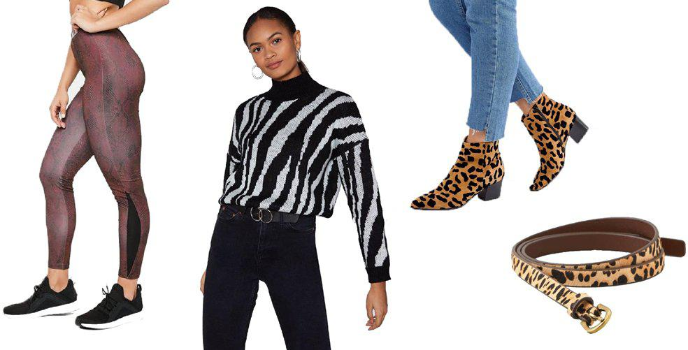 How to style animal print this winter