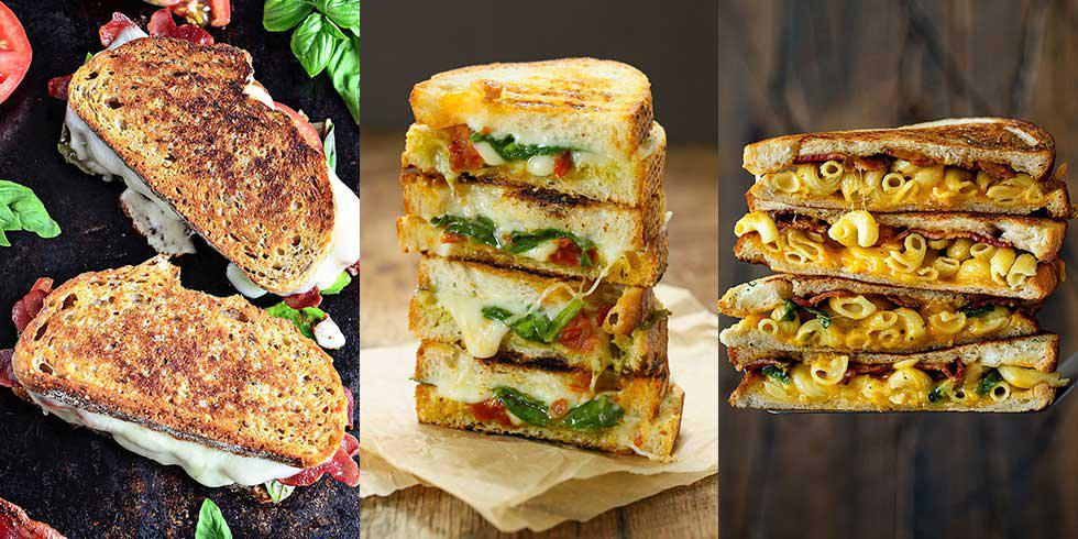 6 Grilled Cheese Sandwiches You Need In Your Life
