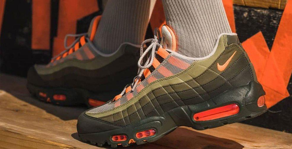 brand new 669dc 957ad Nike Air Max 95 OG pack