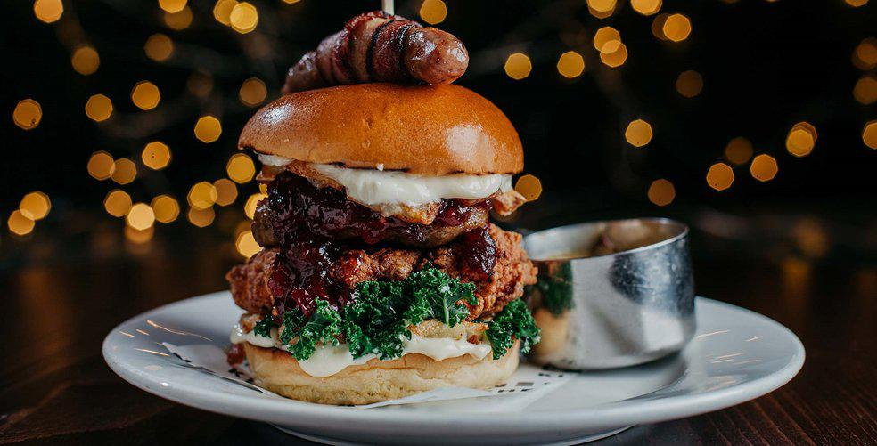 10 Christmas themed things to eat and drink this December