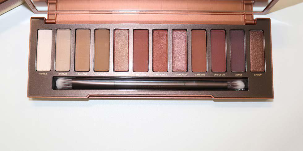 Urban Decay: The Naked Heat Palette