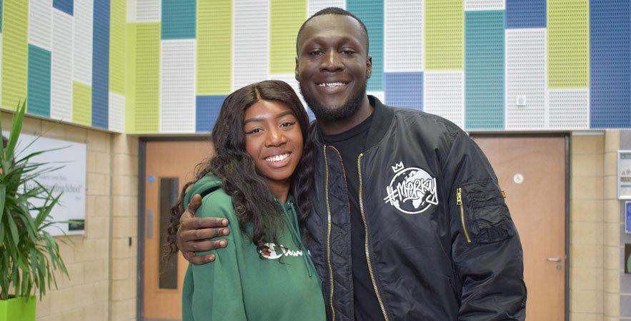 Stormzy launches 'The Stormzy Scholarship'