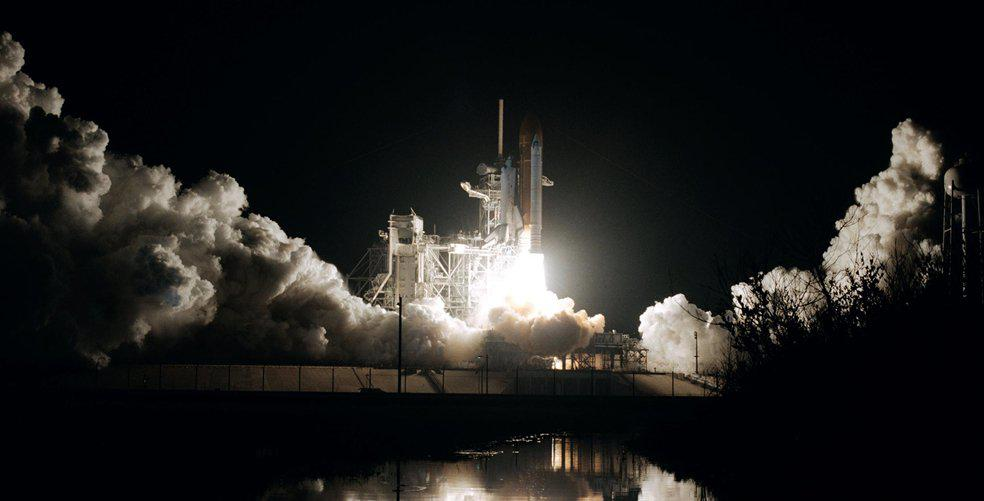 Space exploration is a costly way to upset ourselves