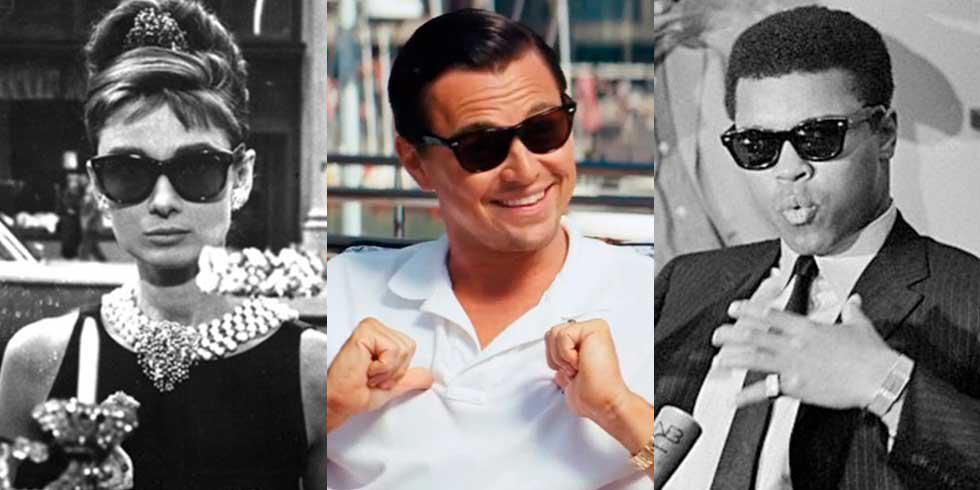 7b773f2a14 11 times Ray-Ban was iconic in Hollywood