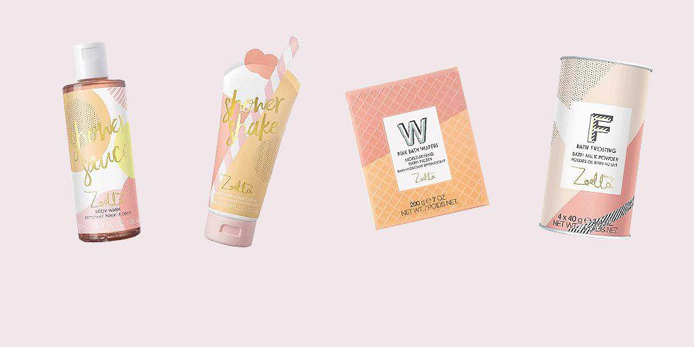 Zoella's new ice cream themed beauty range is everything