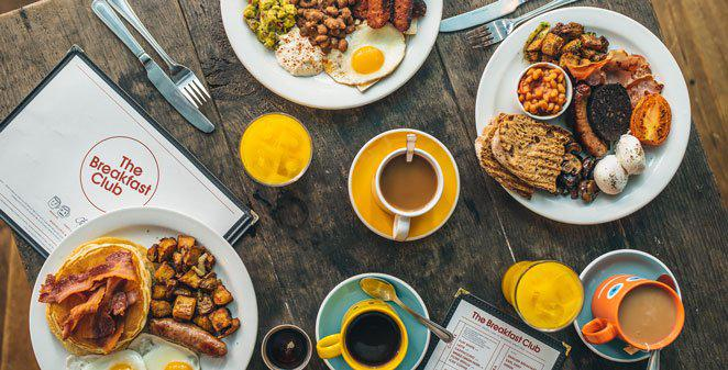 10 must try places for London's first ever brunch weekender
