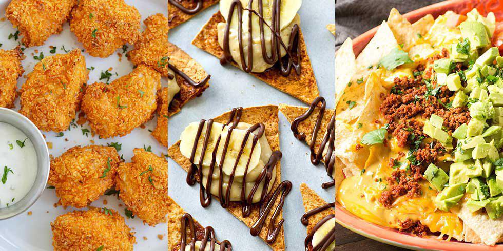 4 echt köstliche Rezepte zum Tortilla Chip Day