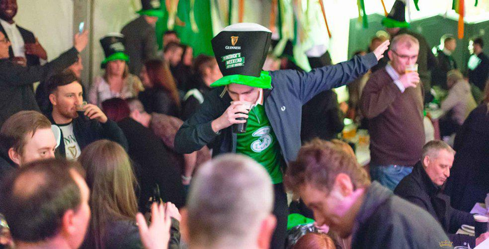 St Patrick's Day: 10 spots to raise a glass across the UK