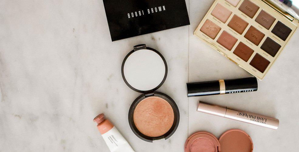 5 makeup products for beginners